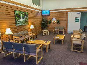 Inside Family Medical Dental Center in Anchorage, Alaska